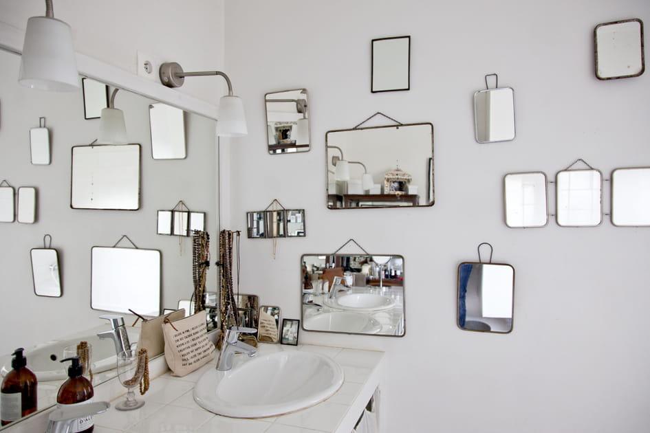 14raisons de craquer pour une salle de bains blanche du sol au plafond