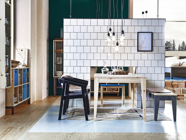 Table IKEA Nornas