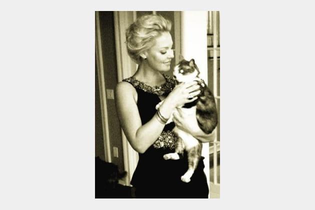 Katherine Heigl et Charlie