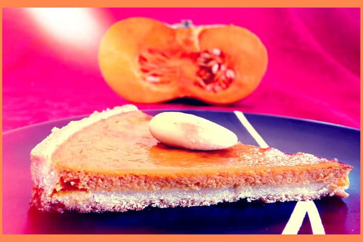 Recette tarte halloween dessert divers - Recette dessert halloween ...