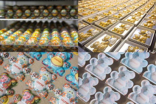Reportage chocolatier Patrice Chapon : nouvelle collection