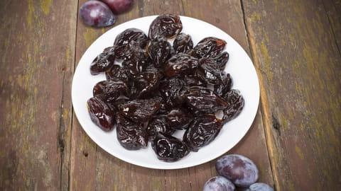 Comment bien faire sécher prunes