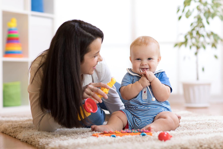 Garde d'enfants: combien coûte une nounou?