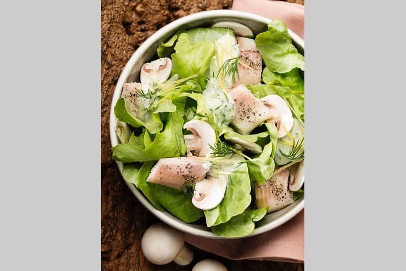 Recette minceur : des idées pour des salades légères