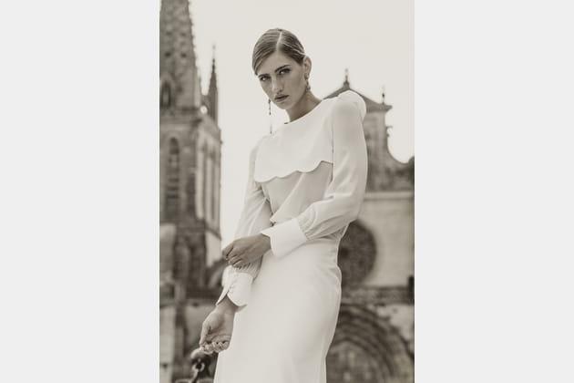 Robe de mariée Soir de Paris, Victoire Vermeulen