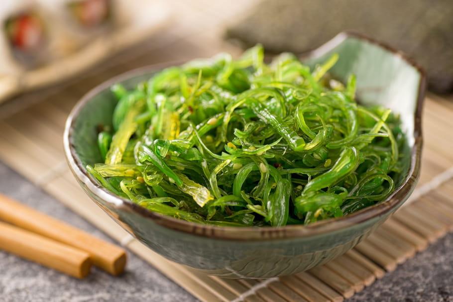 Algues marines: attention à l'excès d'iode