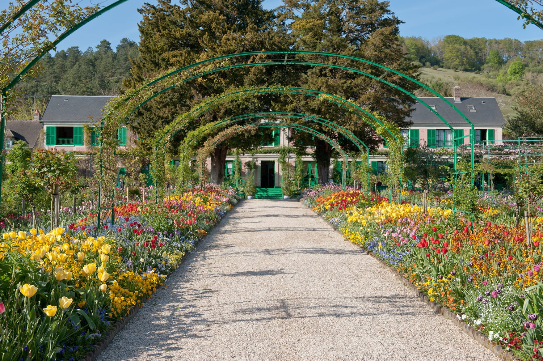 5beaux jardins fleuris à visiter au printemps