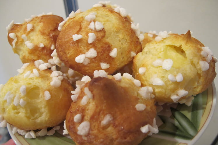 Chouquettes inratable