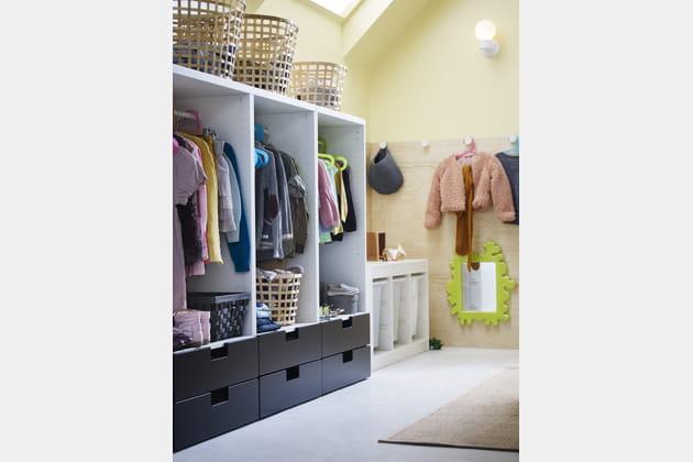 dressing ikea pour enfants. Black Bedroom Furniture Sets. Home Design Ideas