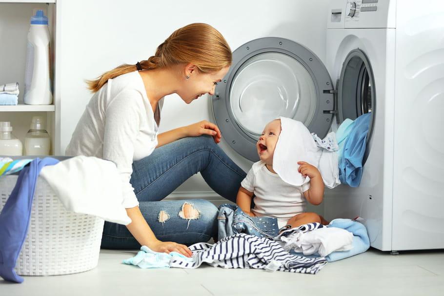 Dosettes de lessive liquide: attention à vos enfants!