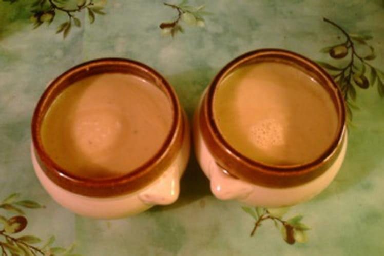 Soupe de potimaron