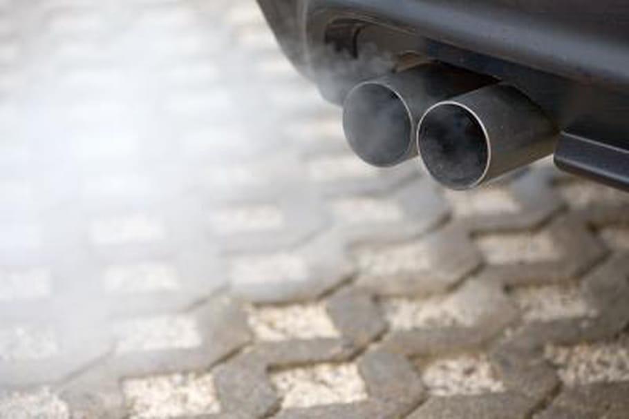 Les fumées de diesel sont cancérogènes