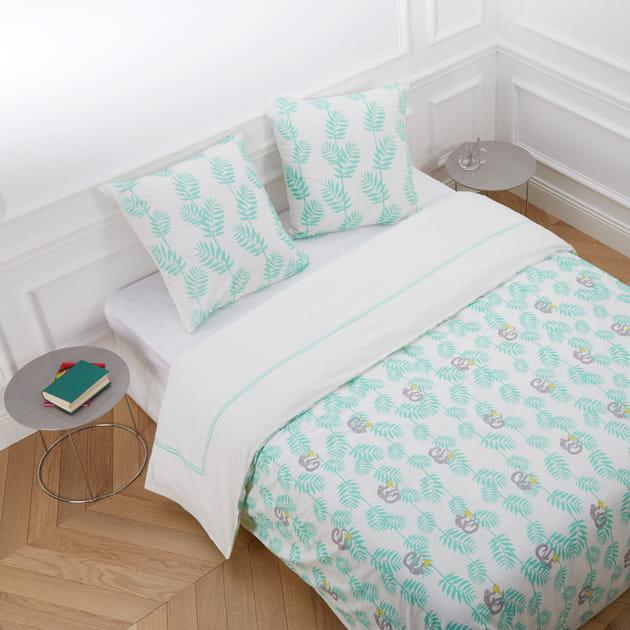 parure de lit hawai par madura. Black Bedroom Furniture Sets. Home Design Ideas