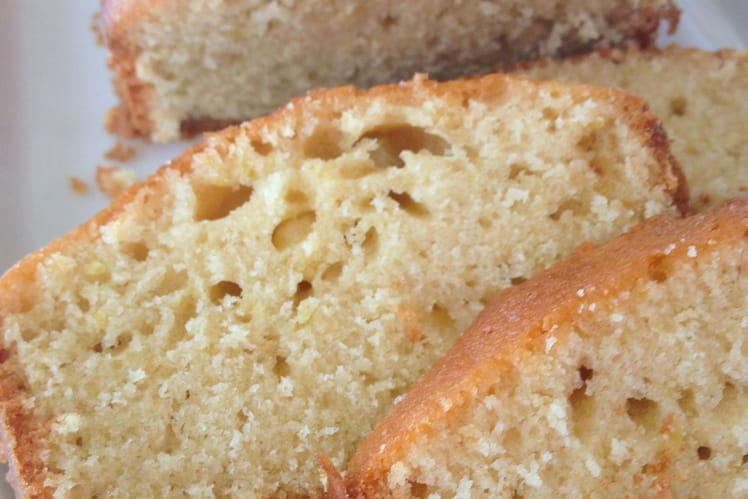 Le cake très citronné façon Pierre Hermé