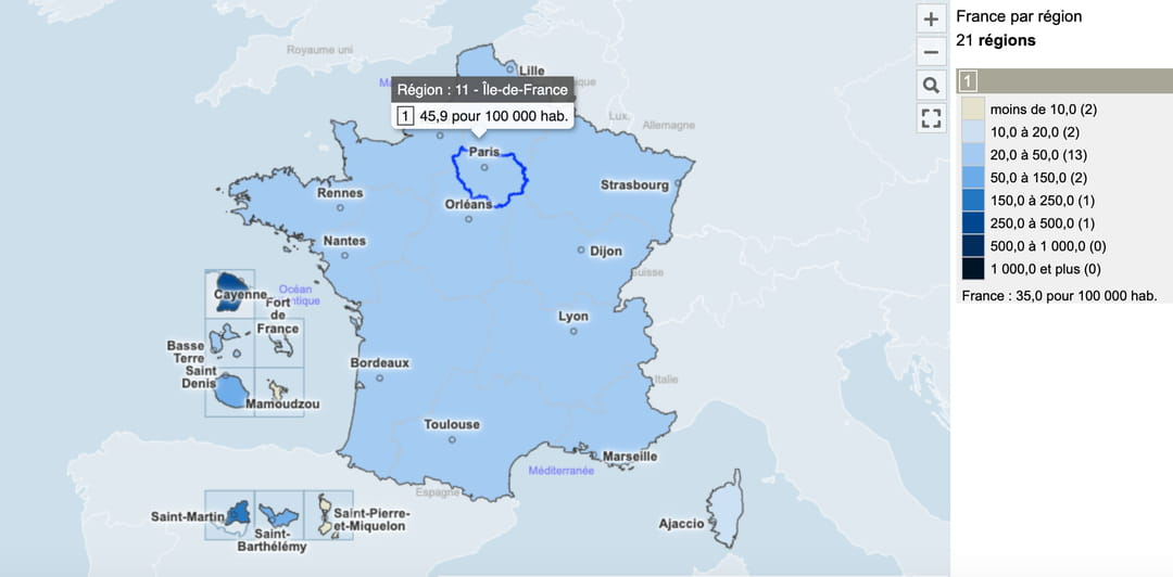 carte-france-taux-incidence