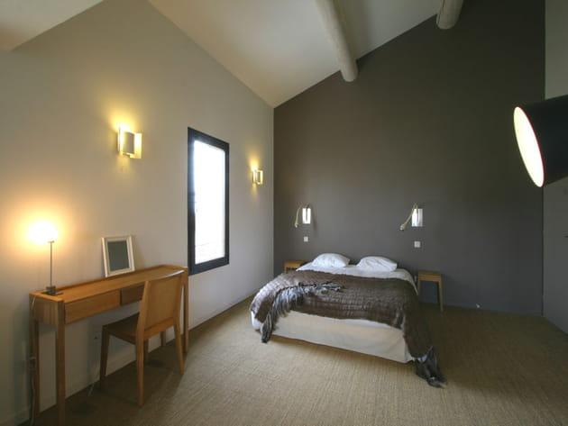 chambre de style scandinave. Black Bedroom Furniture Sets. Home Design Ideas