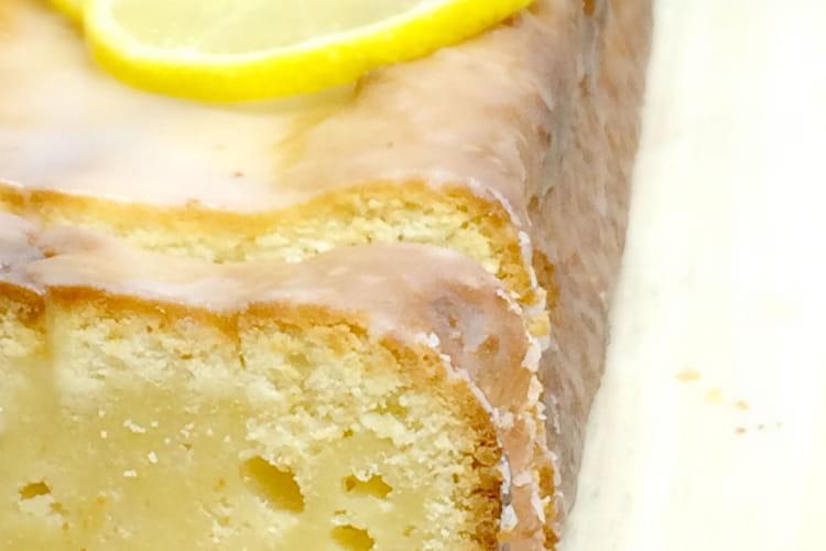 Cake fondant citron et mascarpone