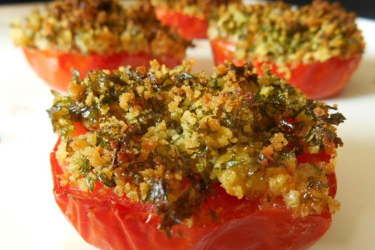 Tomates persillées à la provençale