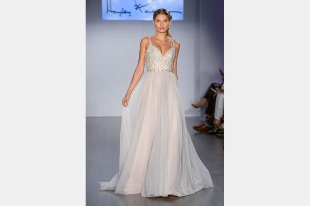 La robe empire Hayley Paige