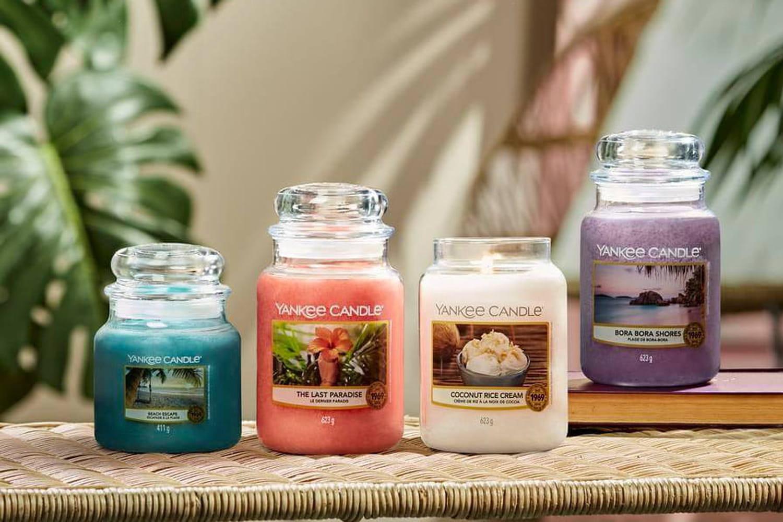 Bougies Yankee Candle: les trouver, les choisir et les utiliser