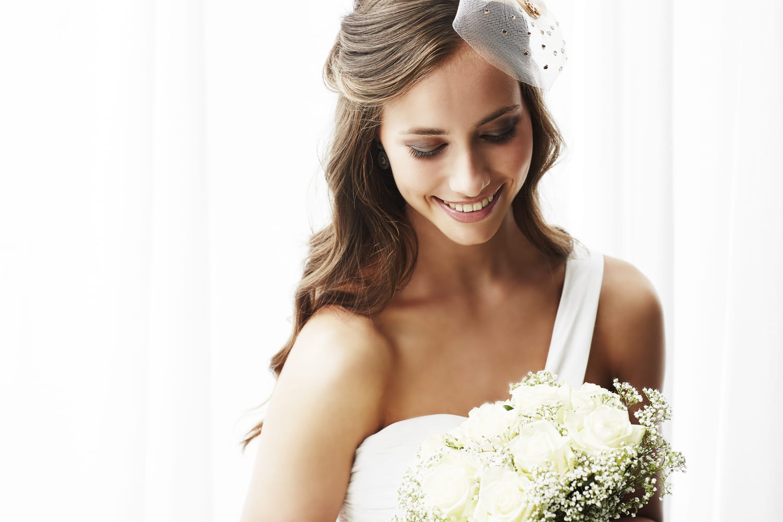 Coiffure de mariage pour cheveux longs: cap sur le naturel!
