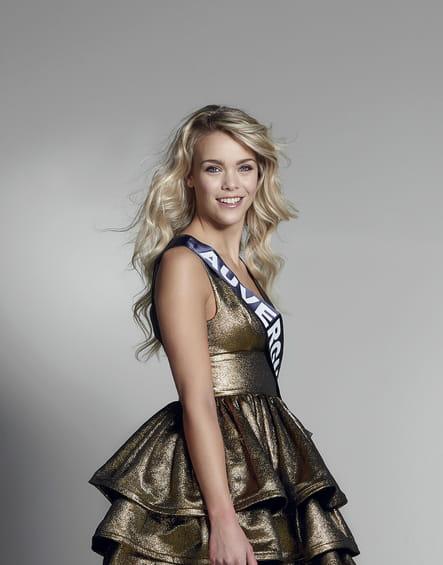 Miss Auvergne - Océane Faure