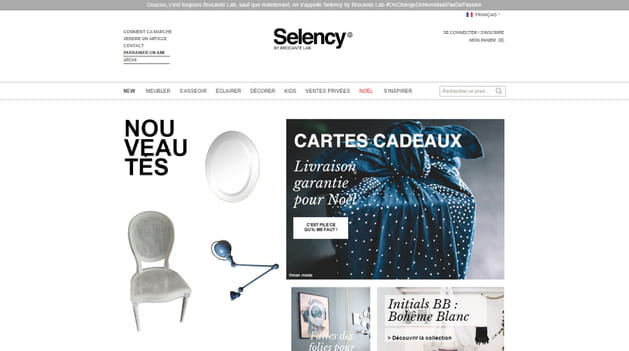 Selency by Brocantelab