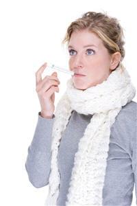 le paracétamol permet de faire baisser la fièvre.
