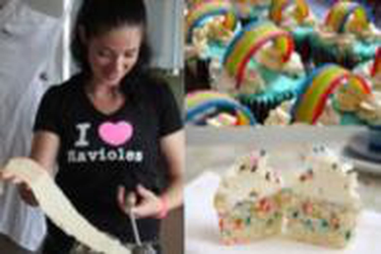 Prenez une leçon de cupcake avec une Masterchef