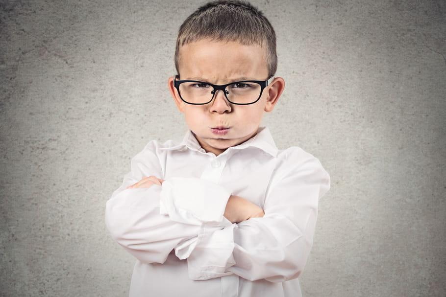 Le sentiment de frustration chez les enfants doués