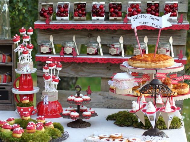 Concours Sweet Tables de Créations & savoir-faire 2013: les gagnants