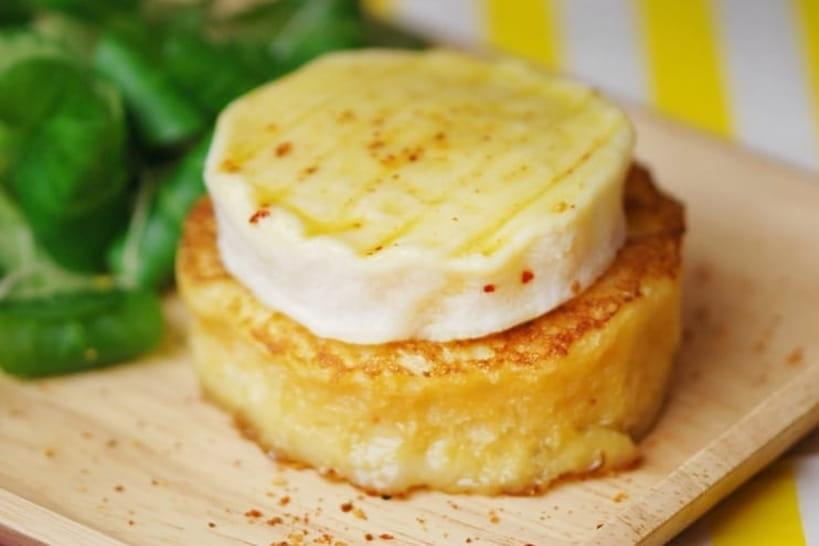 Recettes avec des fromages français