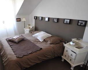tete de lit peinte