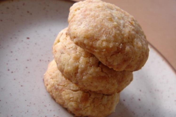 Sablés aux noisettes et beurre demi-sel
