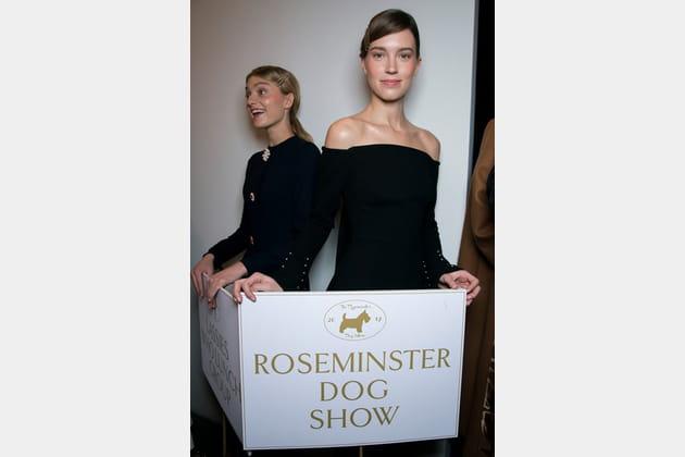 Lela Rose (Backstage) - photo 11