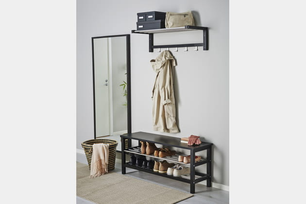 Portemanteau Tjusig d'Ikea