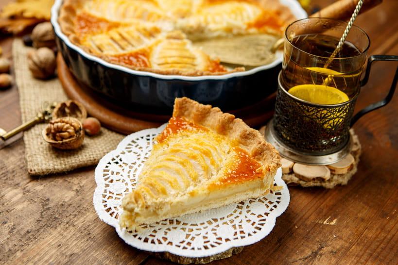 25recettes de desserts à la crème amandine