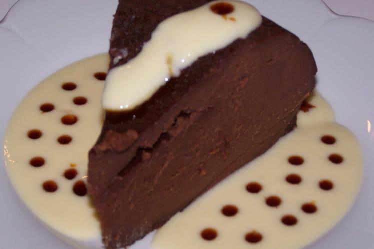 Pudding au chocolat ultra simple