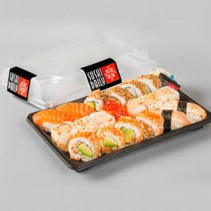 plateau de noël de sushi daily