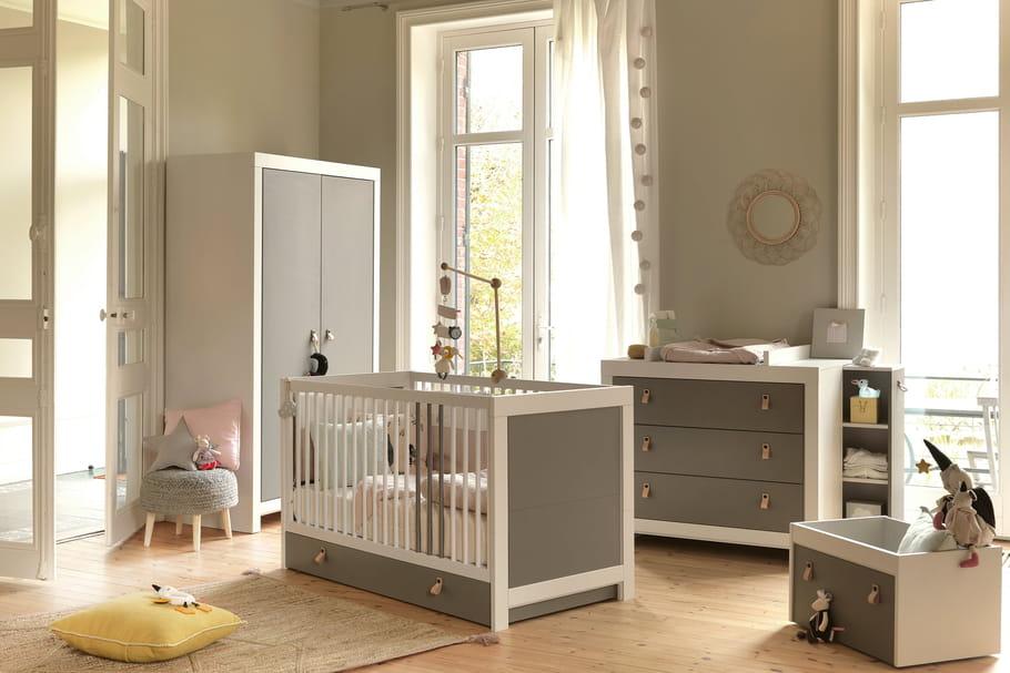 Choisir un lit de bébé