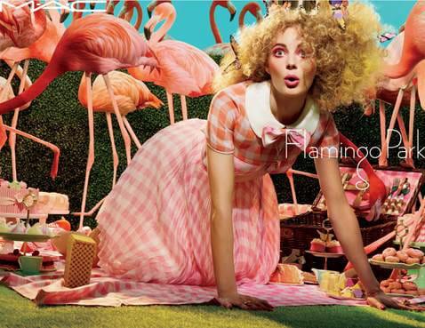Collection Flamingo Park de M.A.C