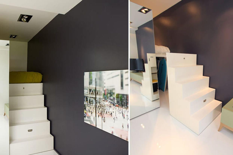 Escalier Modulaire Pas Cher un escalier modulable