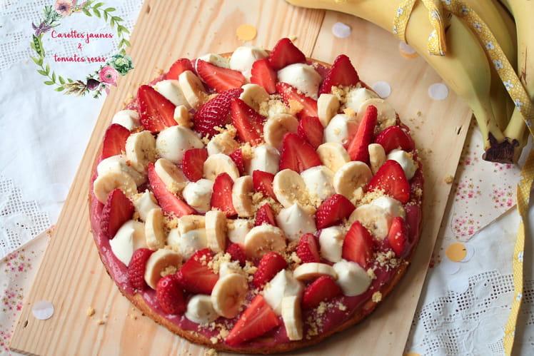 Fantastik fraise-banane