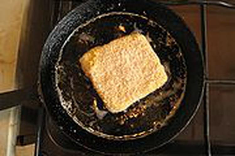 Fromage pané