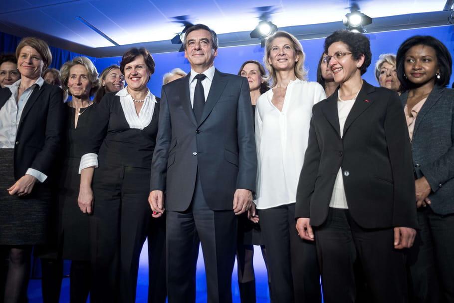 François Fillonet les femmes, tout un programme