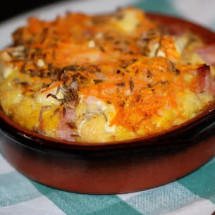 clafoutis aux carottes
