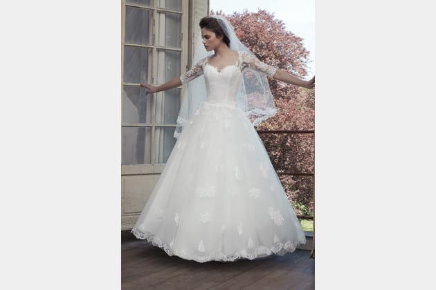 Robe de mariée Chatelaine, Cymbeline