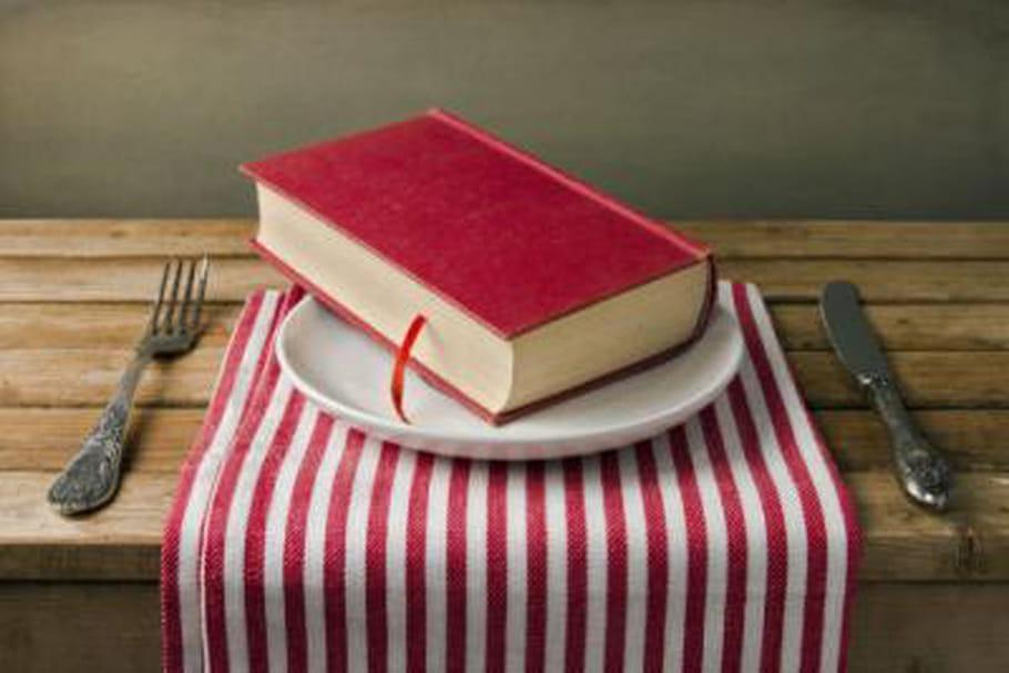 Les livres culinaires, une manne pour le secteur de l'Edition