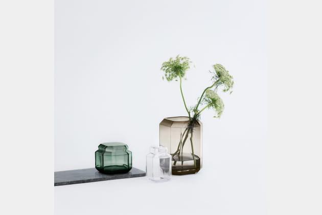 Vase Jewel par Louise Roe
