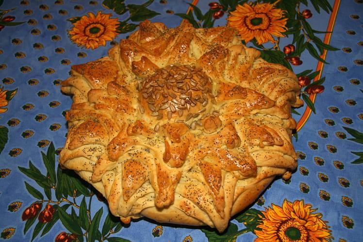 Pain tournesol ou pan girasol